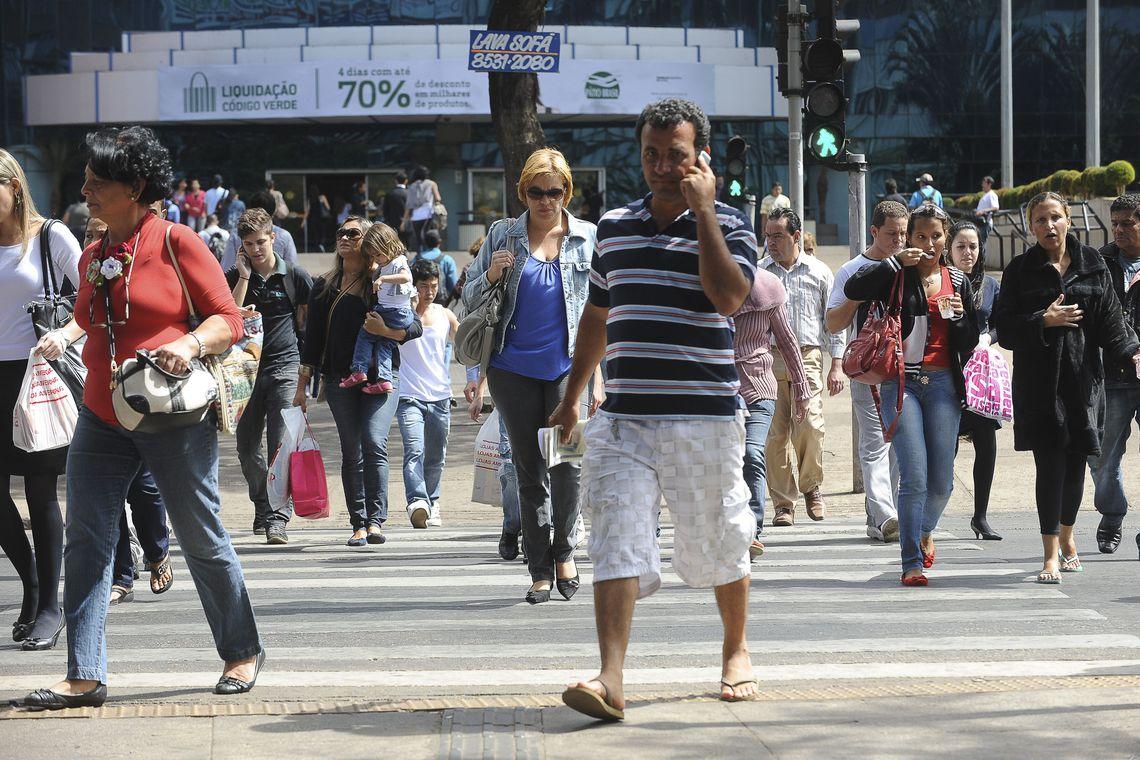 agenciabrasil161112wdo 7692 - Taxa de desemprego no Brasil cai para 11,8% em julho, diz IBGE