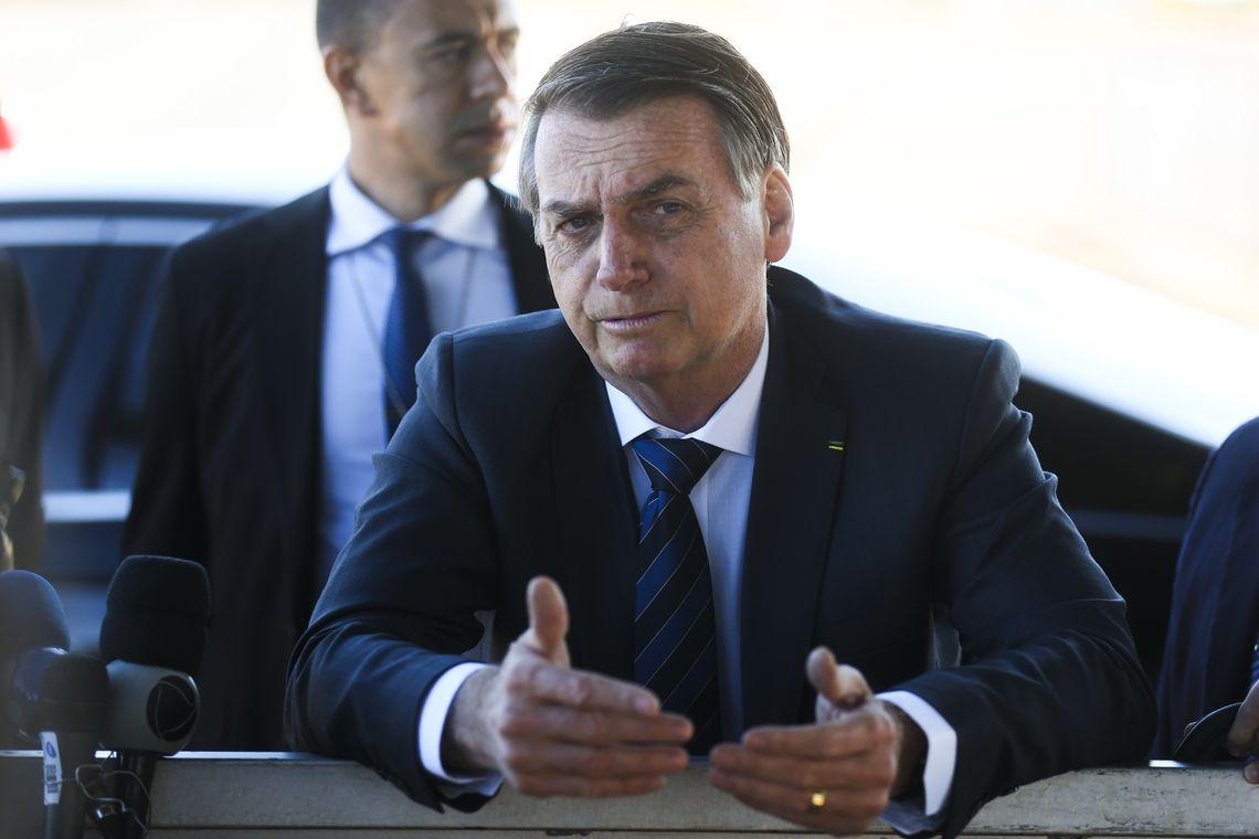"antcrz abr 08081920157 - Bolsonaro adianta que projeto de abuso de autoridade ""vai ter veto"""