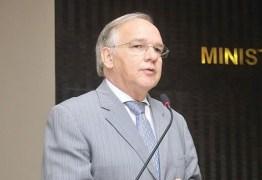 Presidente do TCE-PB confirma envio de relatório sobre Cruz Vermelha ao Ministério da Justiça