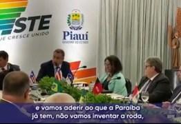 PREÇO DA HORA: Governador da Bahia adere ao aplicativo e elogia iniciativa paraibana – VEJA VÍDEO
