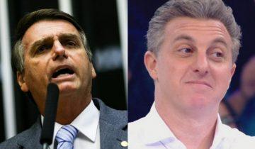 bolsonaro huck 360x210 - Luciano Huck se diz surpreso com repercussão de fala sobre Bolsonaro