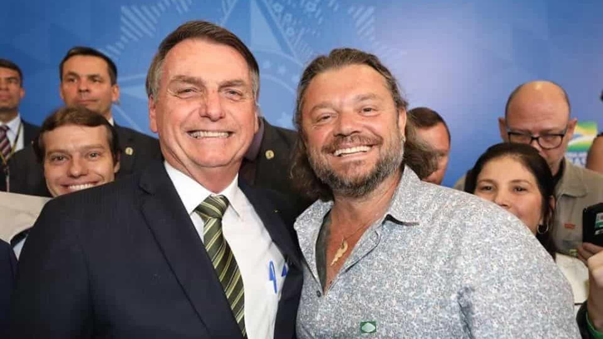 bolsonaro rchard rasmussen - Embaixador do ecoturismo de Bolsonaro acumula infrações ambientais