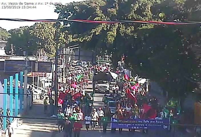 c69bd3d1 73be 4c64 874c 30c31761151a - ATO PÚBLICO EM JP: Estudantes e professores protestam contra cortes na Educação