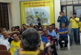 NA PARAÍBA: após assembleia, funcionários dos Correios decidem não aderir à greve