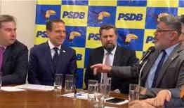PSDB, DEM e PSD discutem fusão das siglas para eleição presidencial de 2022