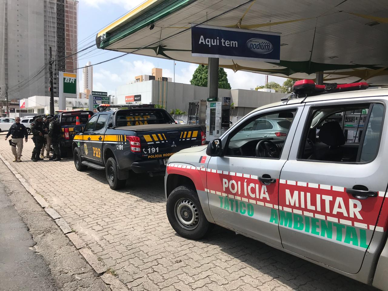 e2c1dc1a 6cfe 40c3 90e7 46e0a611864a - Sudema aplica multa de R$ 15 mil em posto de combustível com licença vencida; VEJA VÍDEO