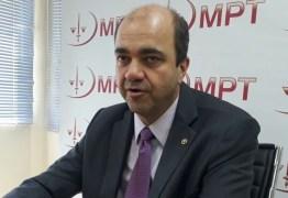 Há um movimento para a extinção das leis trabalhistas, diz chefe do MPT