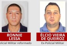 Justiça autoriza perícia particular nos celulares de Ronnie Lessa e Élcio Queiroz