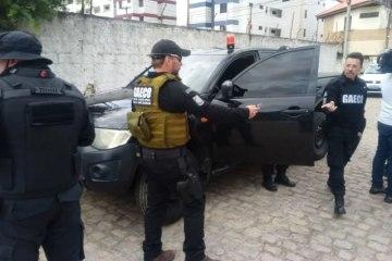gaeco - Operação Backfire: Corpo de Bombeiros abre inquérito policial e afasta coronel José Carlos de Souza