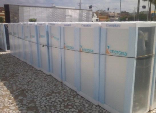 geladeiras energisa - Energisa irá trocar geladeira de 95 famílias em Campina Grande