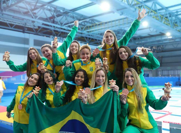 grande - Brasil completa 50 medalhas de ouro no Pan-Americano