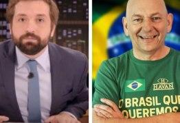 Queixa de Luciano Hang contra Gregório Duvivier é arquivada no Rio de Janeiro