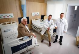 Médicos se unem para custear reforma de hospital