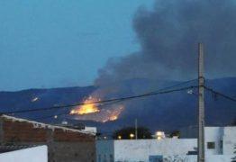 QUEIMADAS E INCÊNDIOS NA PARAÍBA: 30% dos chamados do Corpo de Bombeiros são para controlar fogo em reservas ambientais
