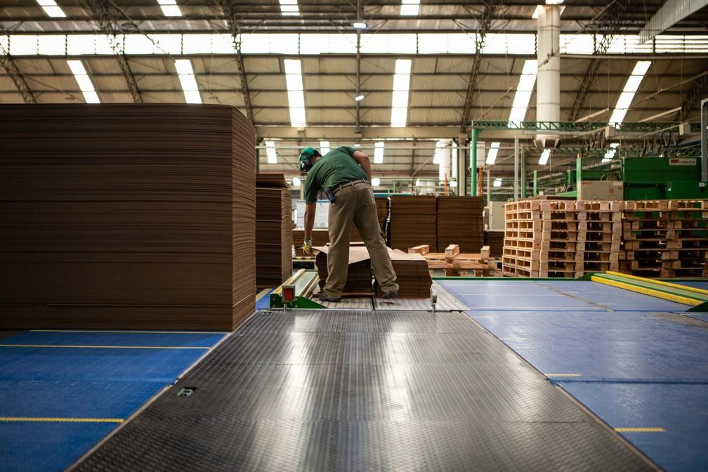 industria pib 0336 fabio tito g1 - PIB DO 2º TRIMESTRE: Economia cresce 0,4% e fica acima do esperado