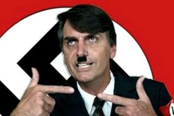 jair bolsonaro nazista - Almanaque francês compara Bolsonaro a membro do Partido Nazista e propõe desafio