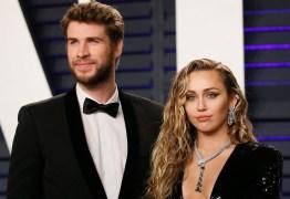 Miley Cyrus e Liam Hemsworth se separam, diz revista