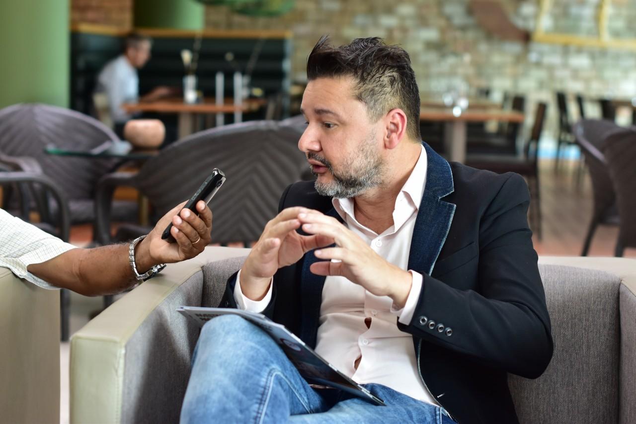 marcus araujo 2 - Presidente da Datastore dará palestra durante Educacreci em João Pessoa