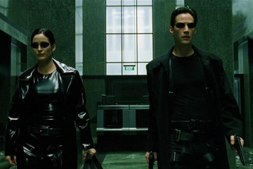 matrix keanureeves carrieannemoss - 'Matrix 4' é confirmado e terá Keanu Reeves e Carrie-Anne Moss