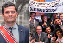 Vaza Jato: Moro orientou Lava Jato a não apreender celular de Eduardo Cunha