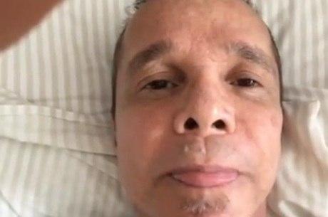 netinho - Cantor Netinho é internado e passa por cirurgia no coração