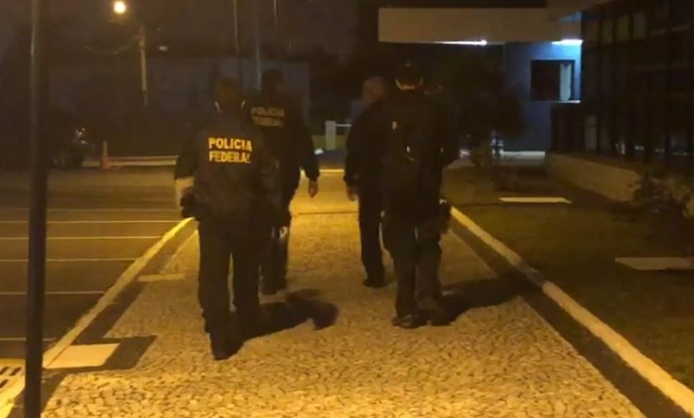 operacao cravada - PF faz operação em 7 estados, prende 18 e mira núcleo financeiro de facção