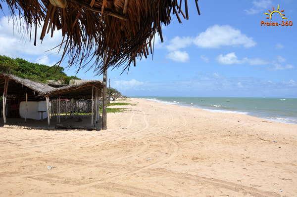 pb joao pessoa praia do jacarape 010 - Moradores agradecem a ALPB por aprovação de Projeto que cria a APA de Jacarapé