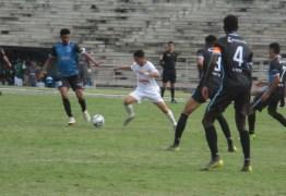 Perilima dá goleada no CSP e larga na frente em busca de vaga na final do Sub-19