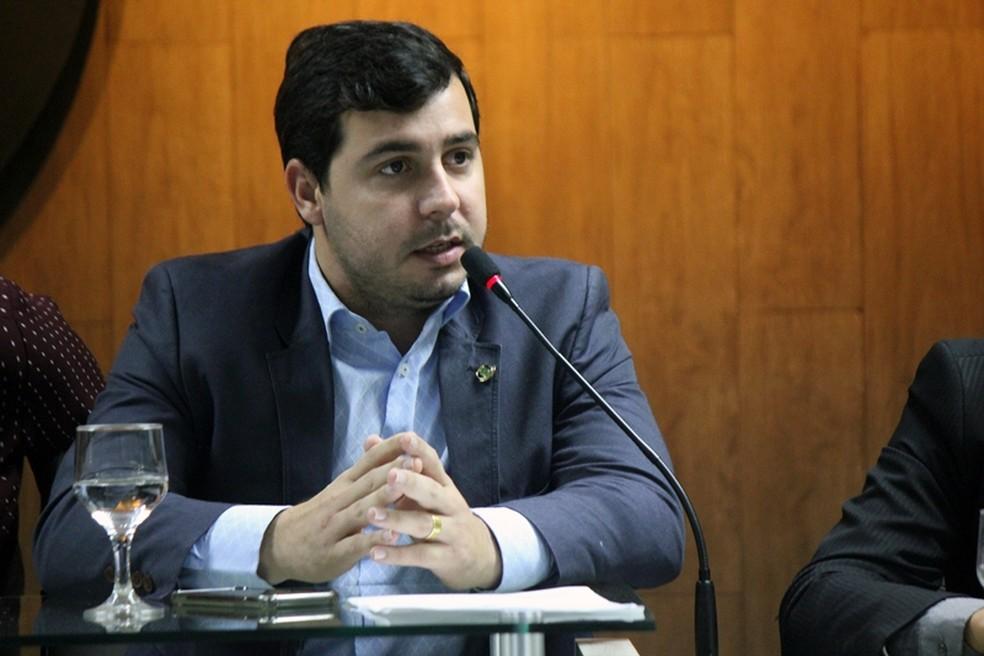 """renan maracaja - """"Famintos"""": Justiça Federal mantém prisão do vereador Renan Maracajá e dos outros presos da operação"""