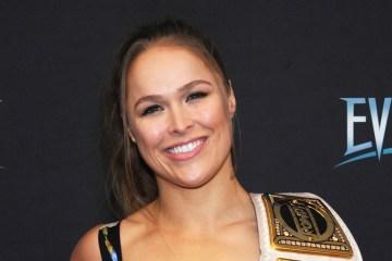 ronda rousey - IMAGEM FORTE: Ronda Rousey sofre acidente em filmagem e quase perde dedo da mão