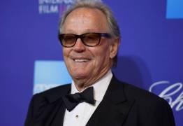 Ator Peter Fonda, de Sem Destino, morre aos 79 anos