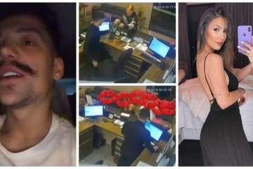saulo 850x491 - Recepcionista flagra 'festinha' em hotel envolvendo cantores do UM44K e é demitido ao expor caso - ENTENDA POLÊMICA