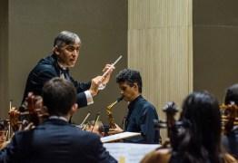 APRESENTAÇÃO: Maestro português rege concerto da Orquestra Sinfônica da Paraíba, em João Pessoa