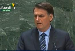 VENHAM CONHECER A AMAZÔNIA: Bolsonaro critica mídia e defende remodelagem nas relações internacionais
