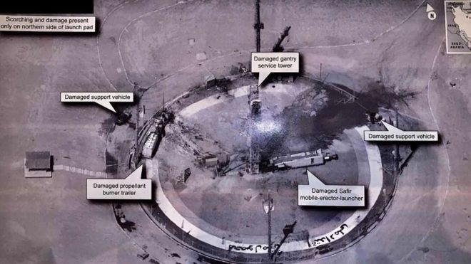 """108649154 cd1a6573 0e3c 4b03 bb0d 5b82ea2a9022 - O que a foto """"altamente confidencial"""" do Irã tuitada por Trump revela sobre o poder de espionagem dos EUA"""