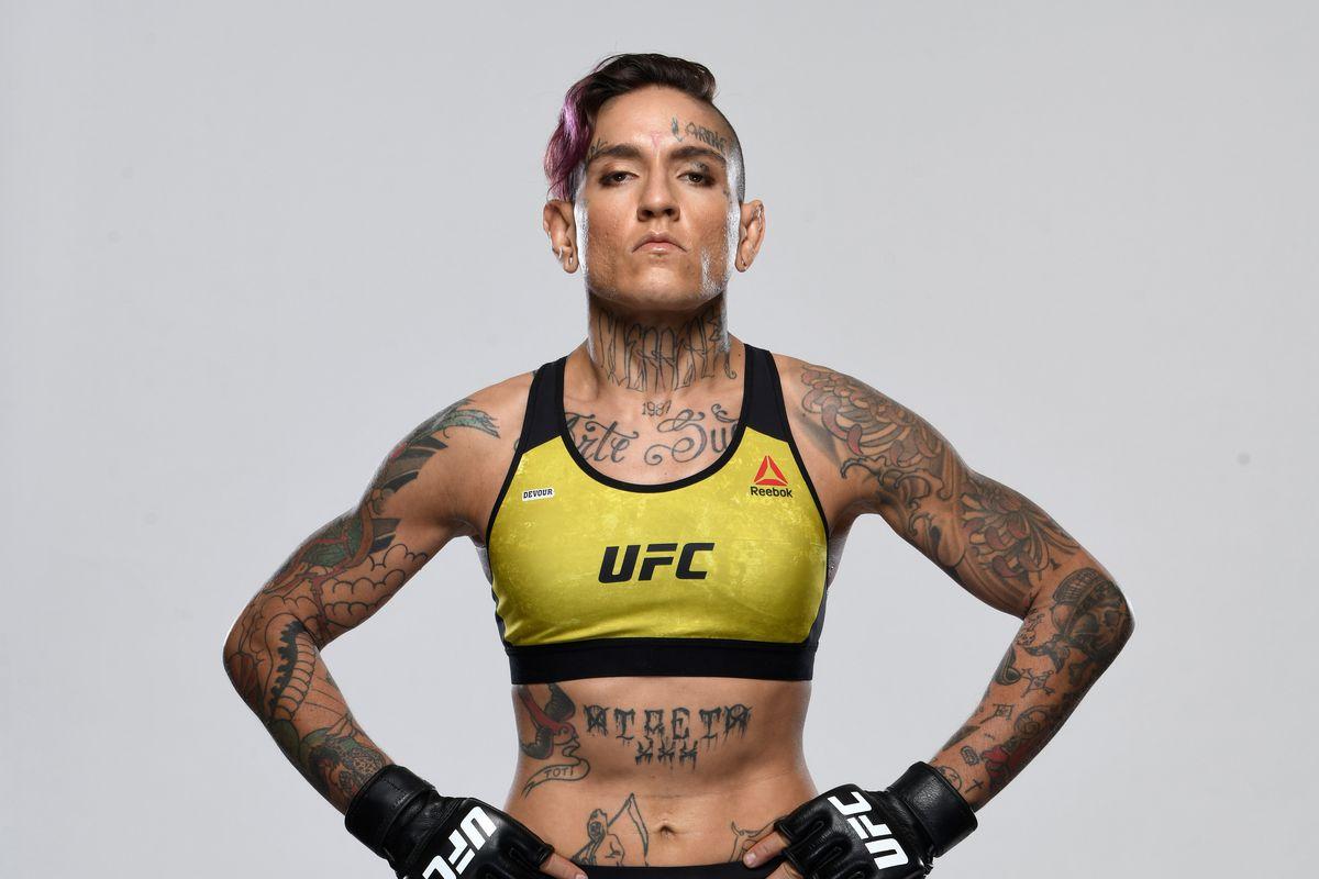 1157654219.jpg.0 - Brasileira flagrada em exame antidoping é suspensa e demitida do UFC