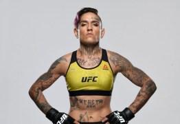 Brasileira flagrada em exame antidoping é suspensa e demitida do UFC