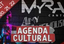 AGENDA CULTURAL: Atrações culturais e shows movimentam o fim de semana em João Pessoa
