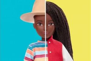 1 boneco a 13404581 300x201 - Empresa que fabrica Barbie lança brinquedo sem gênero - VEJA VÍDEO