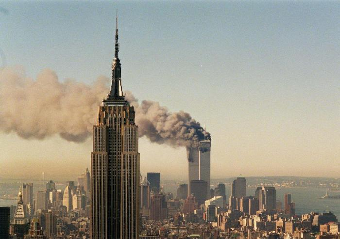 25325775 - Como o 11 de setembro mudou os rumos da história
