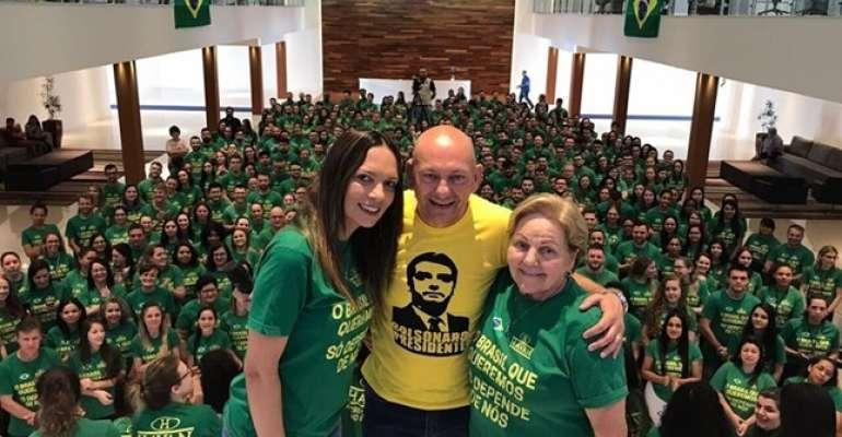 31794 2 EL - TSE condena dono da Havan a pagar multa por vídeo pró-Bolsonaro na eleição