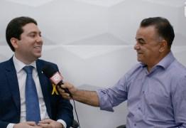 PROJETO: 'Agora chegou a nossa vez', Felipe Leitão fala sobre momento do DEM e candidatura na Capital – VEJA VÍDEO