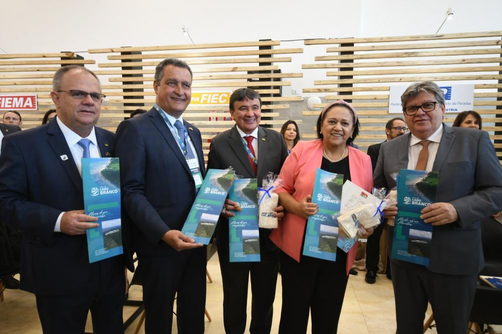 563d928458d4d21142f6d2afa43d2792 - João Azevêdo destaca potencialidades de investimentos da Paraíba em evento no Rio Grande do Norte