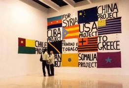 Paraibano, Júlio Leite é destaque na 14° Bienal Internacional de Curitiba