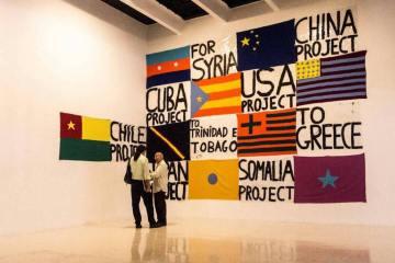 70979531 354699122079447 3227123432760016896 n 1 - Paraibano, Júlio Leite é destaque na 14° Bienal Internacional de Curitiba