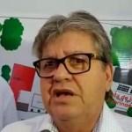 89015f44 4e26 411d 8a1f 38bdfd684ef7 - 'Meu projeto é coletivo, não dou continuidade a projetos pessoais', João renega acusações de velha política feitas ao seu governo