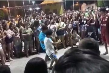 Capturar 18 - FUNK PORNOGRÁFICO: Moradores de São Bento alertam para erotização e sexualização infantil - VEJA VÍDEO