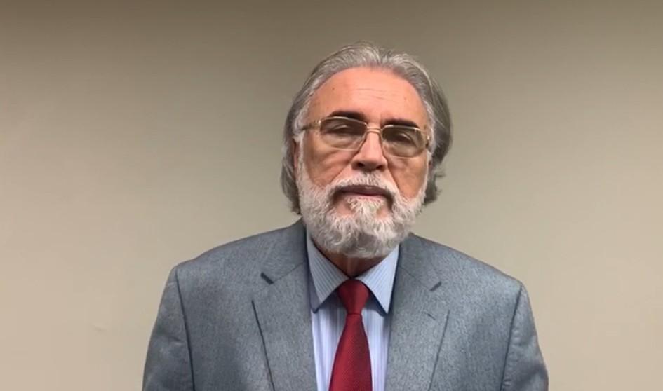 Capturar 30 - É GOLPE: Pastor Estevam Fernandes diz que estão usando seu nome para pedir dinheiro na internet - VEJA VÍDEO