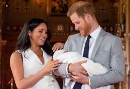 Meghan Markle faz linda homenagem ao marido, príncipe Harry: 'Você é o pai mais incrível para o nosso filho'