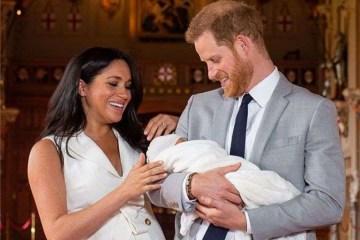 Capturar3 1 - Meghan Markle faz linda homenagem ao marido, príncipe Harry: 'Você é o pai mais incrível para o nosso filho'